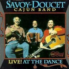 Savoy-Doucet Cajun Band - Live at the Dance [New CD]