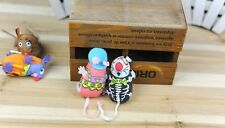 Cute Cat Chew Toys Colorful Canvas Mouse Mice Catmint Catnip Stuffed Toys New