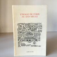 DE París A Xvie Siglo Exhibición Ayuntamiento Hotel Ciudad 1980