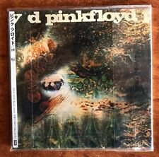 Pink Floyd - A Saucerful of Secrets - Mini LP Cardboard Japan TOCP-65732