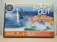 "Surfing Life DVD "" SIX N OUT "" Surf Movie - ASL Hot 100 Gromets - Julian Wilson"