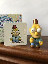 Kidrobot X The Simpsons Abe simpson