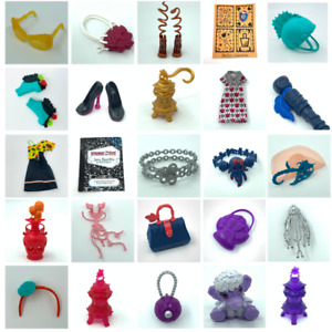 Monster High Doll Large Selection Of Accessories 1 Wave Rare Select Accessory