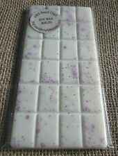 FLOWERBOMB   WAX MELTS SNAP BAR Handmade scented ECO SOY 60g