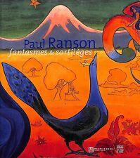 Paul Ranson. Fantasmes et sortilèges