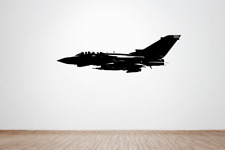 RAF Panavia Tornado Fighter Bomber Avion Wall Art Autocollant Graphique Autocollant (Large)