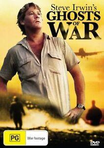 Ghosts Of War  Steve Irwin Crocodile Hunter (DVD, 2008)  Region 4