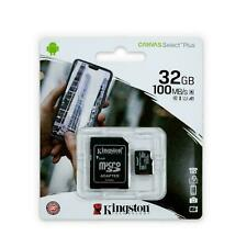 32GB Kingston Micro SD SDHC Memory Card For Canon PowerShot SX410 IS Camera