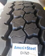(10-Tires) 295/75r22.5 tires General 8- D460 Drives 2- S380A Steer 29575225 USA