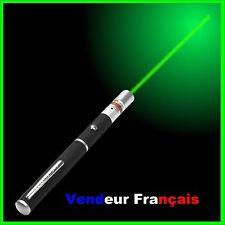 Pointeur laser vert longue portée 1mW green laser top vendeur pro