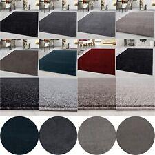Einfarbiger kurzflor Teppich modern design meliert Teppich Rechteck versch Farbe