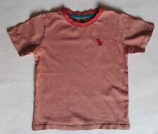 TU Striped 100% Cotton Short Sleeve Boys' T-Shirts & Tops (2-16 Years)