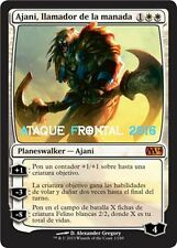 MTG AJANI, LLAMADOR DE LA MANADA Ajani, Caller of the Pride - MAGIC 2014 ESPAÑOL