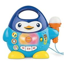 Penguin Karaoke Buddy - Toy with Microphone, Music Player with Preset Melodies
