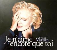 Sylvie Vartan CD Single Je N'Aime Encore Que Toi - Digipak - Limited Edition
