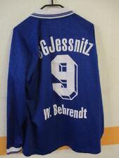141017 Trikot 18 SG Jessnitz W. Behrendt komplett original signiert in Größe L