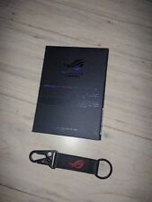 Genuine ASUS ROG (Republic of Gamers) Keychain - PN 15320-00180100 - Brand New!