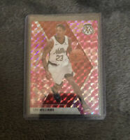 2019-20 Prizm Mosaic Pink Camo Lou Williams Los Angeles Clippers #68