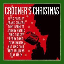 Audio CD - Christmas - Crooner's Christmas - Elvis Presley - Frank Sinatra -Como