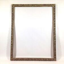 127 x 100 cm Gemälde Bilderrahmen Antique Frame Art Deco Klassizissmus Foto