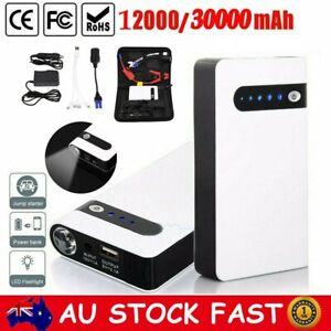 Portable 12 Volt Car Jump starter 400A Heavy duty Battery Booster Power Bank AU
