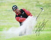 Hideki Matsuyama 2021 PGA Masters Champion Autographed 8x10 Photograph - REPRINT