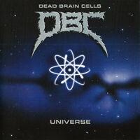 D.B.C. - Universe (CD 2005) RARE! Canadian Thrash Metal Voivod Sacrifice