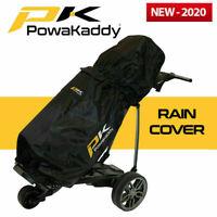 PowaKaddy Electric Trolley Golf Bag Rain Cover - NEW! 2020 (FX, CT, FW, C2i)