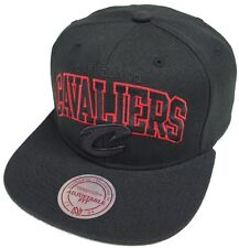 Mitchell & Ness NBA clevelands CAVALIERS hud050 rouge pop