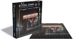 ELTON JOHN - Don 't Shoot me I'm Only the Piano Player 500 piece jigsaw puzzle