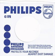 PHILIPS Reproduction Record Sleeves - (5 pack] ISSUES BF 1301 - 1964 TO 1968