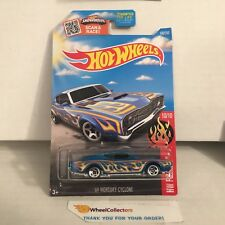 '69 Mercury Cyclone * Blue  * Target Card 2016 Hot Wheels * ND11