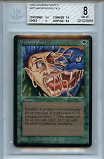 MTG Arabian Nights Metamorphosis BGS Graded 8.0 (8) NM-MT Magic 9994