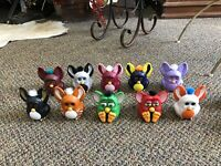 2005 BURGER KING KIDS MEALS FURBIES FURBY TOYS LOT OF 10 Lot 2