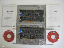 Lot of 2 STB 3DFX Voodoo2 1000 12MB 100MHz Labeled No.1 & No.2 for SLI Taiwan