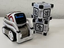 Anki Cozmo Robot w/ New Upgraded Extended Battery & 2 Cubes, Excellent Condition