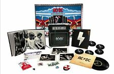 AC/DC BACKTRACKS DLX COLLECTORS EDITION AMPLIFIER BOXSET cd record guns roses lp