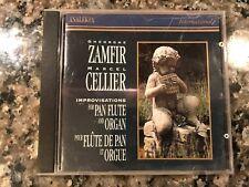 Improvisations George Zamfir Marcel Cellier Cd!