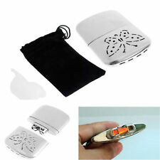 Metal Hand Warmer Winter Reusable Fishing Camping Petrol Hiking Walking FO