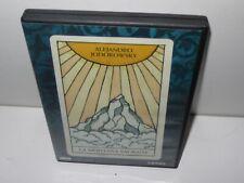 la montaña sagrada - jodorowsky - dvd