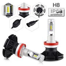 H11 LED For Mazda 5 12-15 CX-5 13-15 Foglight Headlight Low Beam Bulbs