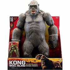 "BRAND NEW Kong Return to Skull Island 18"" Poseable Kong Mega Figure KING KONG"