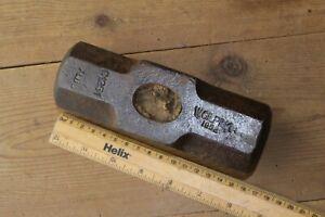 Gilpin Sledge Hammer 7lb Vintage 1952
