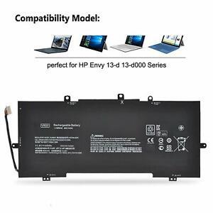 VR03XL VR03 Battery For HP Envy 13-D Series 816497-1C1 HSTNN-IB7E TPN-C120
