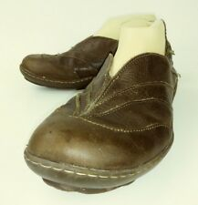 El Naturalista 420 Womens Shoes EU 39 US 8.5 Brown Leather Walking Casual 71