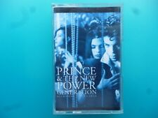 """PRINCE & THE NEW POWER GENERATION  """" DIAMONDS AND PEARLS """"  CASSETTE"""