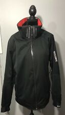 Mens Large Descente Titan Thermo Black Ski Winter Jacket
