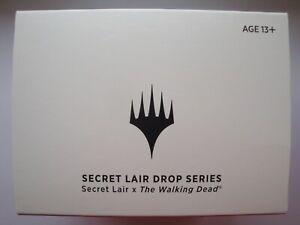 The Walking Dead x Secret Lair - MTG AMC - New & Sealed