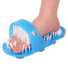 Bath Foot Cleaner Scrub Brush Exfoliating Feet Scrubber Washer Spa Shower Gift F