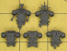 Warhammer 40K Ángeles de sangre marines espaciales compañía de la muerte mochilas